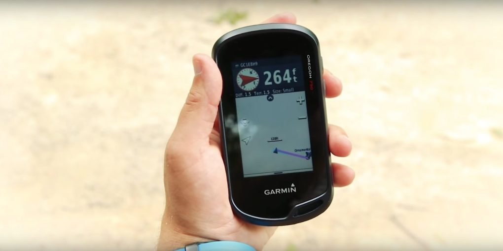 Test et avis complet Garmin Oregon 750
